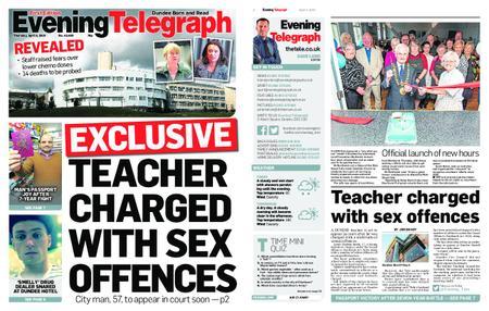 Evening Telegraph First Edition – April 04, 2019