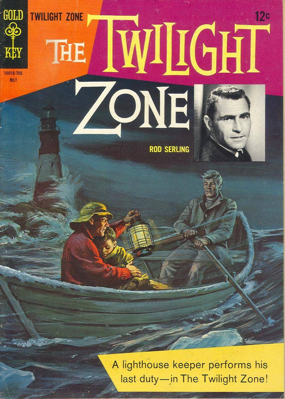 The Twilight Zone 021 1967 Gold Key