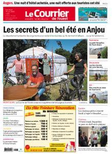 Le Courrier de l'Ouest Angers – 19 juin 2020