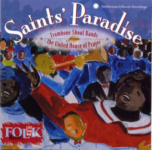 VA - Saint's Paradise: Trombone Shout Bands From The United House Of Prayer (1999)