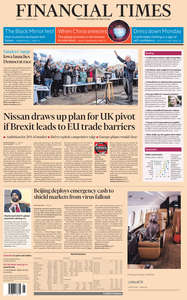 Financial Times UK – 03 February 2020