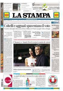 La Stampa Imperia e Sanremo - 22 Febbraio 2018