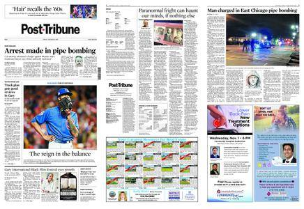 Post-Tribune – October 13, 2017