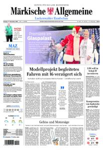 Märkische Allgemeine Luckenwalder Rundschau - 17. Dezember 2018