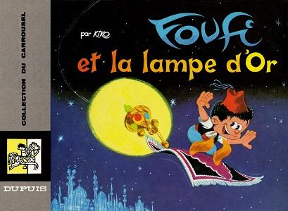 Foufi - HS 3 - Foufi et la Lampe D'or