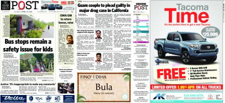 The Guam Daily Post – April 27, 2019