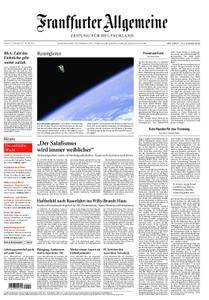 Frankfurter Allgemeine Zeitung F.A.Z. - 27. Dezember 2017