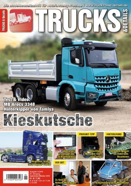 Trucks & Details - September-Oktober 2018