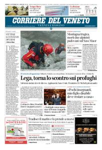 Corriere del Veneto Vicenza e Bassano – 15 settembre 2019