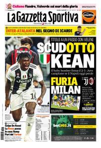 La Gazzetta dello Sport Sicilia – 07 aprile 2019