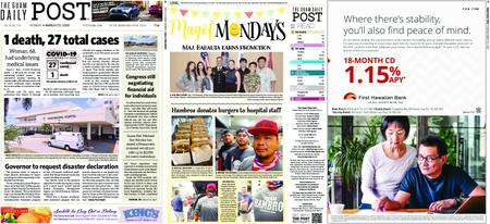 The Guam Daily Post – March 23, 2020