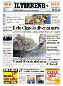 Il Tirreno Livorno - 27 Dicembre 2017