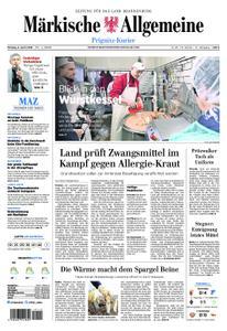 Märkische Allgemeine Prignitz Kurier - 08. April 2019
