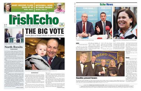 The Irish Echo – February 05, 2020