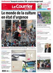 Le Courrier de l'Ouest Cholet – 06 mai 2020