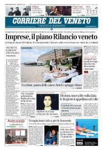 Corriere del Veneto Vicenza e Bassano – 28 maggio 2020