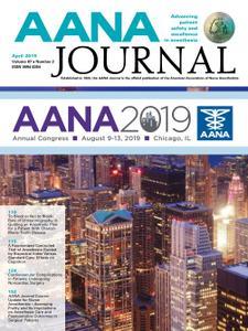 AANA Journal - April 2019