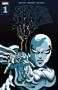 Silver Surfer-Black 01 of 05 2019 Digital Zone