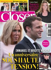 Closer France - 27 décembre 2019