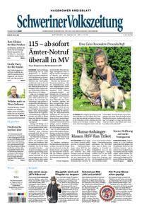 Schweriner Volkszeitung Hagenower Kreisblatt - 23. Mai 2018