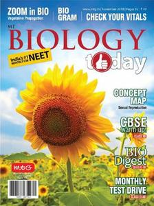 Biology Today - November 2019