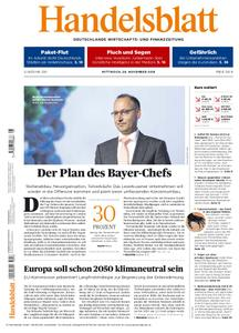 Handelsblatt - 28. November 2018