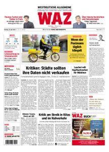 WAZ Westdeutsche Allgemeine Zeitung Oberhausen-Sterkrade - 10. April 2018