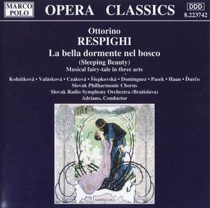 A 20th Century Opera Collection - Ottorino Respighi - La Bella Dormente nel Bosco