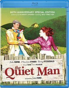 The Quiet Man (1952) + Extras