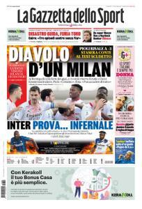 La Gazzetta dello Sport Udine - 8 Marzo 2021