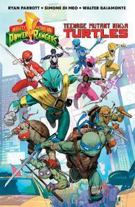 BOOM Studios-Mighty Morphin Power Rangers Of Teenage Mutant Ninja Turtles 2021 Hybrid Comic eBook