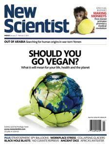 New Scientist - January 25, 2018