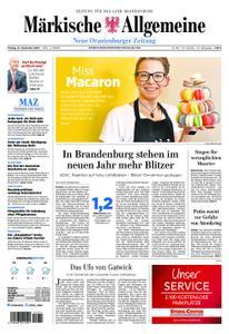 Neue Oranienburger Zeitung - 21. Dezember 2018