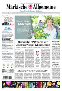Neue Oranienburger Zeitung - 15. Juni 2019