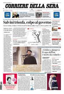 Corriere della Sera – 28 ottobre 2019