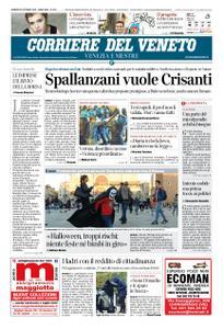 Corriere del Veneto Venezia e Mestre – 30 ottobre 2020