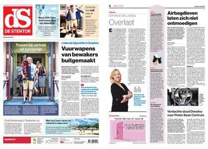 De Stentor - Apeldoorn – 31 juli 2018