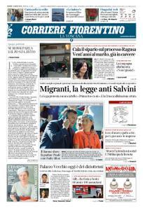 Corriere Fiorentino La Toscana – 11 luglio 2019