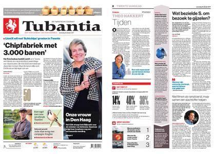 Tubantia - Enschede – 18 oktober 2017