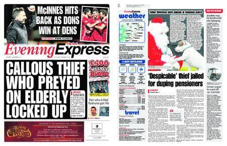 Evening Express – December 09, 2017