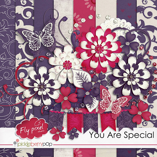 Scrap Kit: You Are Special