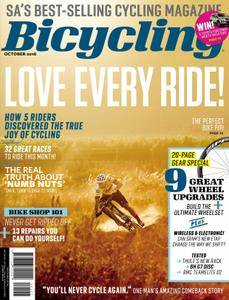 Bicycling South Africa - October 2016