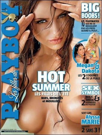 Les Filles de Playboy France - Juillet/Aout 2012