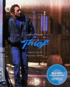 Thief (1981) [The Criterion Collection]