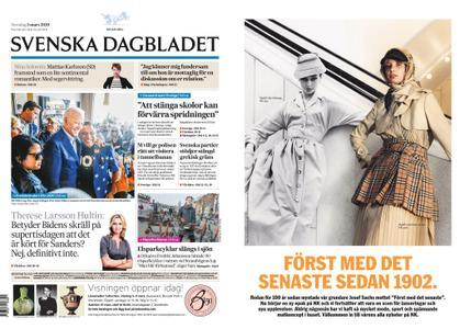 Svenska Dagbladet – 05 mars 2020
