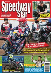 Speedway Star - May 12, 2018