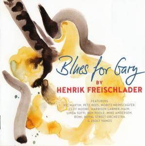 Henrik Freischlader - Blues for Gary (2017)