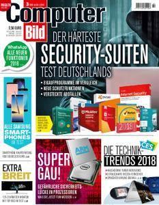 Computer Bild Germany - 20. Januar 2018