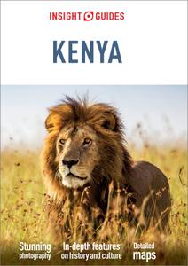 Insight Guides Kenya (Insight Guides), 7th Edition