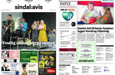 Sindal Avis – 30. december 2019